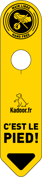 signalétique porte kadoor