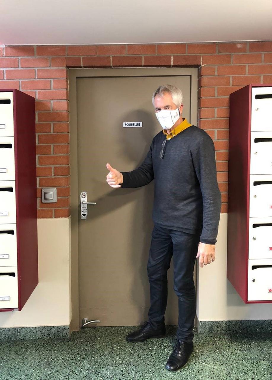 porte anti-contamination en pratique – Kadoor