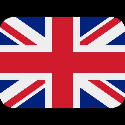 Drapeau Royaume uni - Ouvre porte mains libres